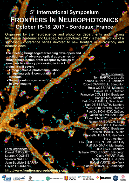 Frontiers in neurophotonics 2017