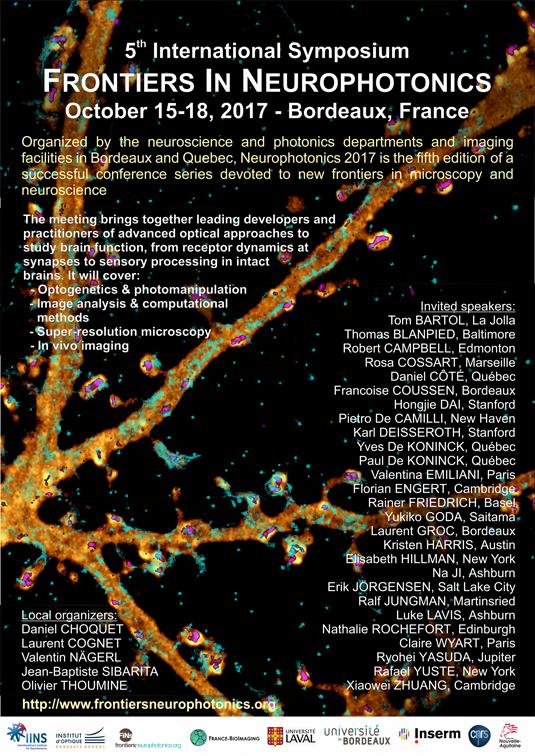 Frontiers in neurophotonics 2017